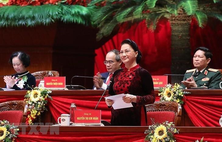13기 베트남 전당대회, 축전 쇄도 - ảnh 1