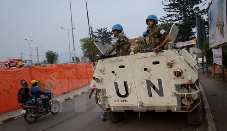 L'ONU annonce la fermeture de cinq bases au Congo - ảnh 1