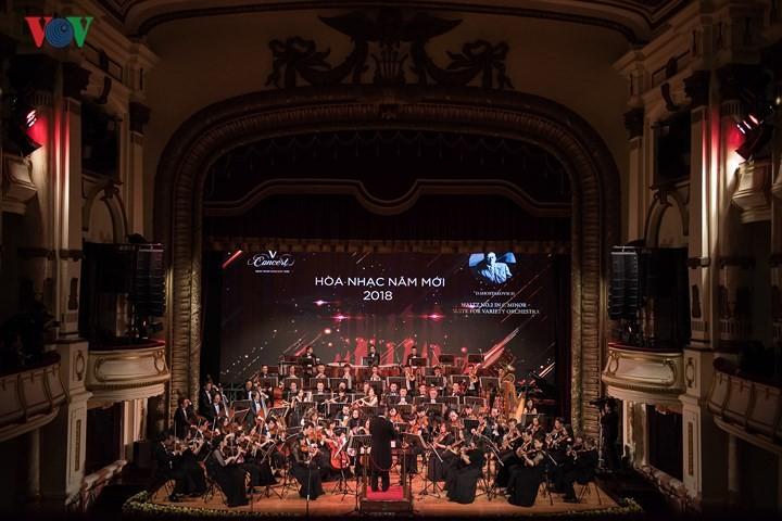 V-Concert pour le nouvel an - ảnh 1