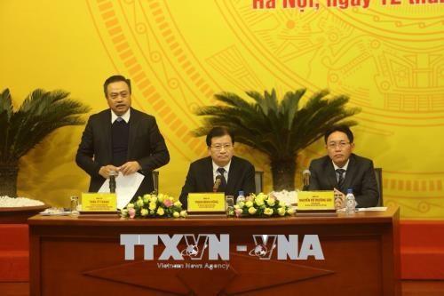 Trinh Dinh Dung: le gouvernement continue d'accompagner PetroVietnam - ảnh 1