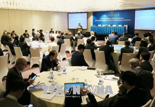 ARF: renforcement de la coopération dans l'exécution de la loi en mer - ảnh 1