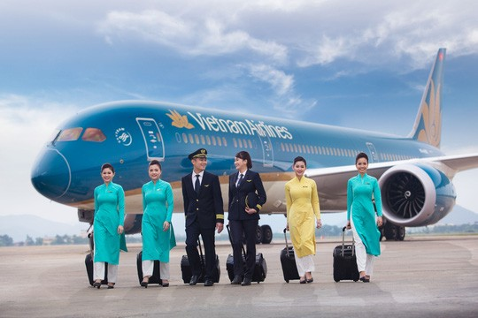 Vietnam Airlines parmi les dix plus puissantes marques au Vietnam en 2018 - ảnh 1
