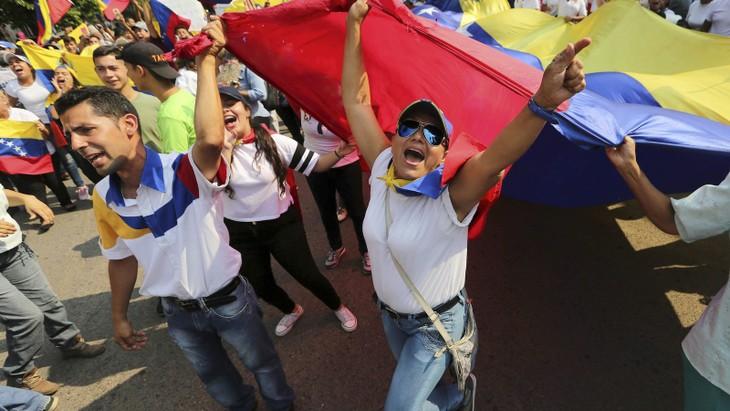 Le Venezuela lance une campagne de solidarité internationale  - ảnh 1