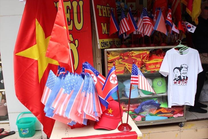 Sommet Trump-Kim: les commerces souhaitent profiter de l'occasion - ảnh 1