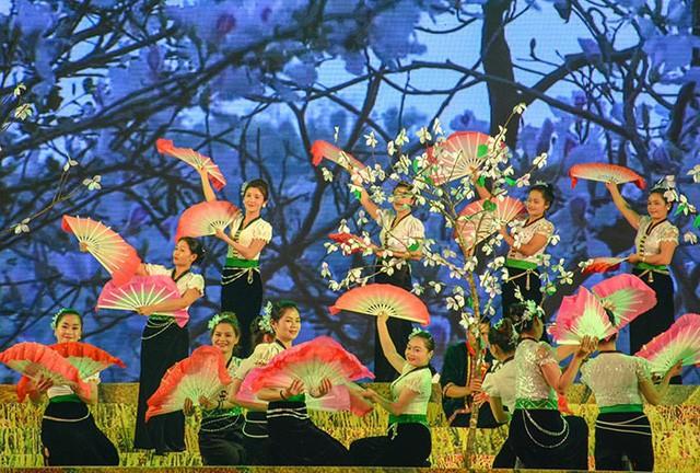 La fête des fleurs de bauhinie en mars à Diên Biên - ảnh 1