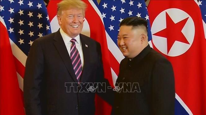 Donald Trump ouvert à un troisième sommet avec Kim Jong-un  - ảnh 1