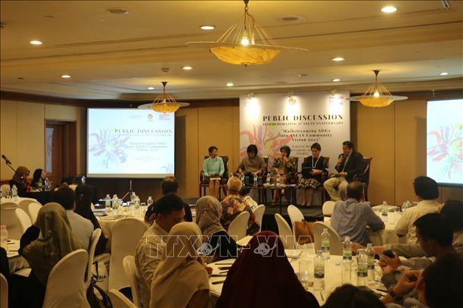 L'ASEAN est sur la bonne voie pour atteindre ses objectifs de développement durable - ảnh 1