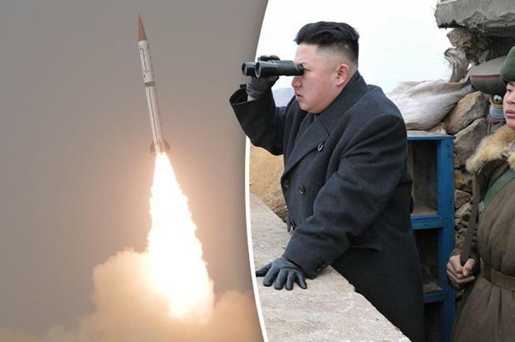 Kim Jong-un qualifie les récents tirs nord-coréens d'«avertissement» - ảnh 1
