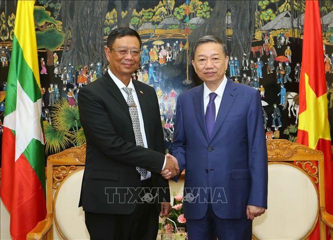Sécurité: 7e round de dialogue Vietnam-Myanmar  - ảnh 1
