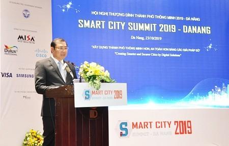 Smart City Summit 2019 à Dà Nang - ảnh 1