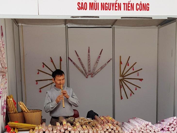 Nguyên Tiên Công, l'art de jouer de la flûte avec le nez - ảnh 1
