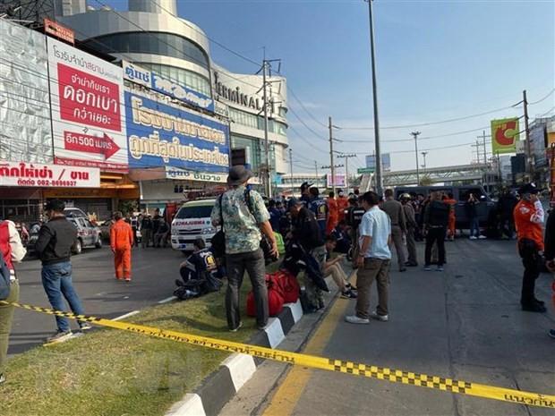 Tuerie en Thaïlande : l'assaillant a été abattu après sa virée meurtrière - ảnh 1