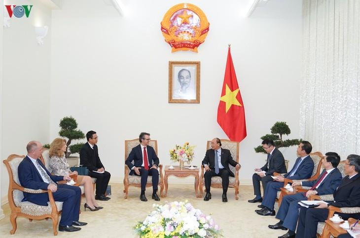 Nguyên Xuân Phuc remercie Bruxelles d'avoir ratifié l'EVFTA - ảnh 1