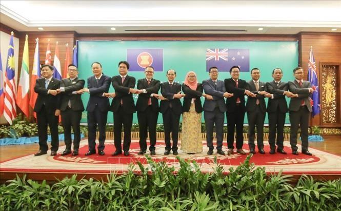 27e dialogue ASEAN-Nouvelle Zélande  - ảnh 1