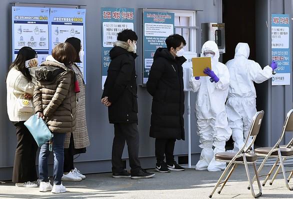 Covid-19 : 346 contaminations en République de Corée  - ảnh 1