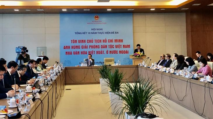 Valoriser la pensée du Président Hô Chi Minh à l'étranger - ảnh 1