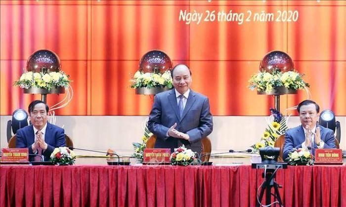 Fiscalité: Nguyên Xuân Phuc veut des mesures en faveur des PME  - ảnh 1