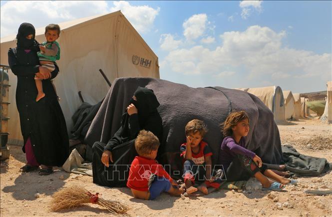 Ankara réclame une aide européenne en Syrie - ảnh 1