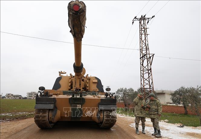 Syrie : L'accord de cessez-le-feu russo-turc est entré en vigueur - ảnh 1