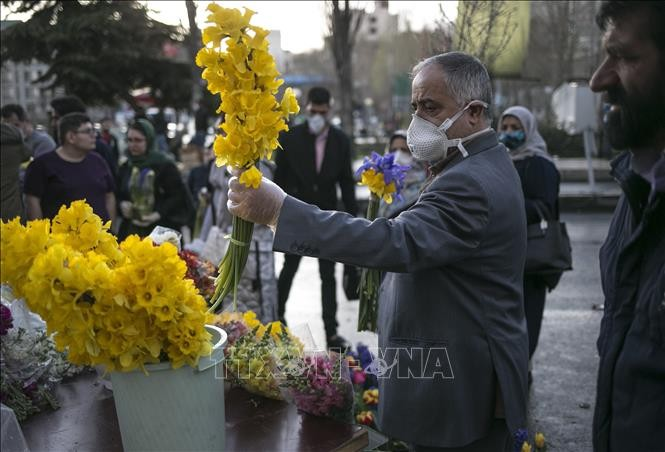 L'UE débloque 20 millions d'euros en faveur de l'Iran pour contrer le Covid-19 - ảnh 1
