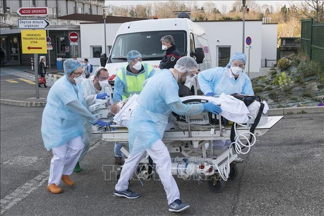 Coronavirus : appel de 9 dirigeants européens, dont Macron et Conte, à créer des «corona bonds» - ảnh 1