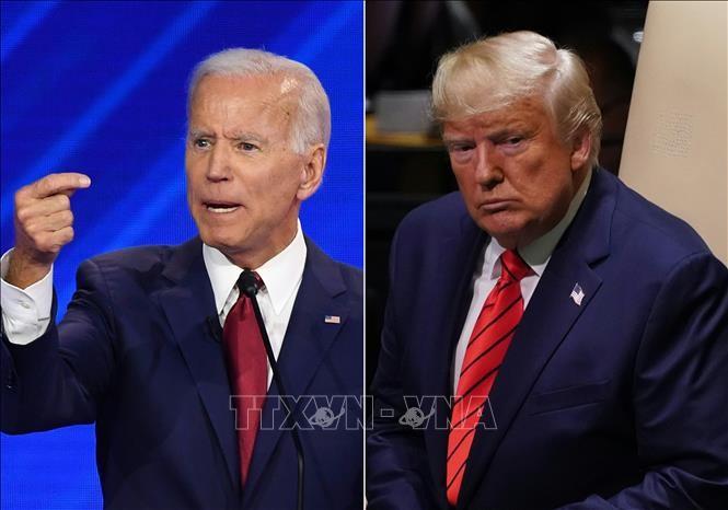 Donald Trump, «commander in chief», grimpe dans les sondages - ảnh 1
