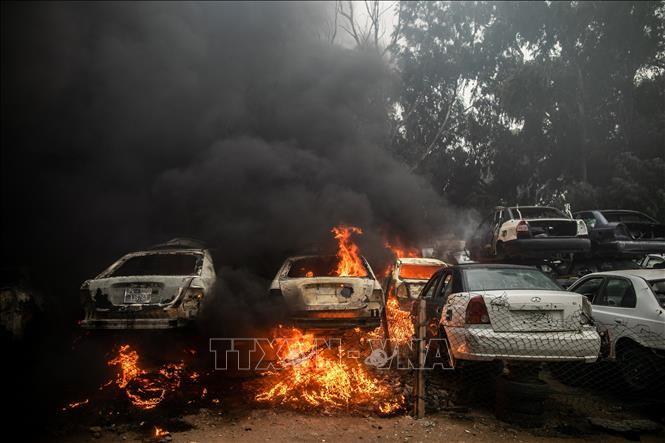Le secrétaire général de l'ONU appelle à la fin des hostilités en Libye - ảnh 1