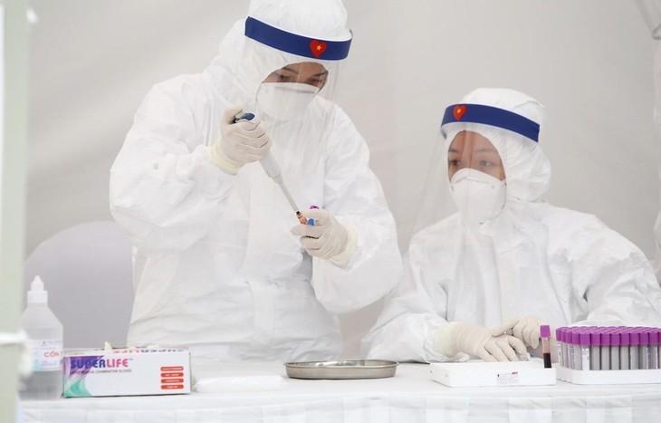 Covid-19: 267e cas de contamination au Vietnam - ảnh 1