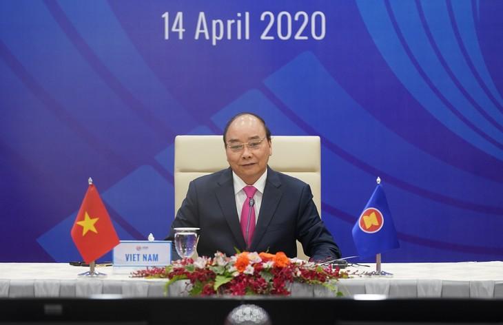 L'ASEAN appelle à la solidarité pour lutter contre le Covid-19 - ảnh 1