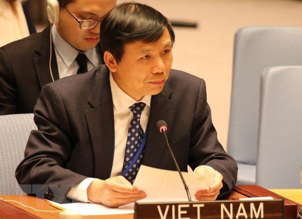 ONU: visioconférence du Conseil de sécurité sur la situation en Yémen - ảnh 1