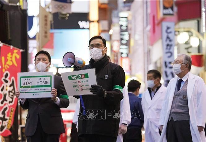 Tokyo ouvre une ligne téléphonique multilingue pour les services de conseil liés au Covid-19 - ảnh 1