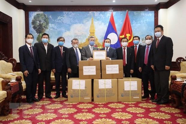 Covid-19: Des partis politiques apprécient les efforts du Vietnam - ảnh 1
