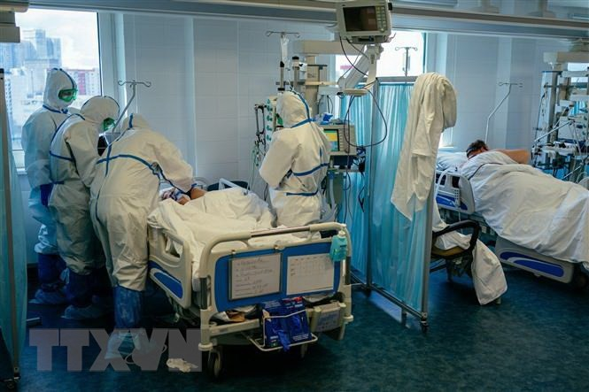 Covid-19: De milliers de nouveaux cas de contamination en Russie et en Allemagne - ảnh 1