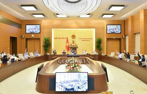 44e session du comité permanent de l'Assemblée nationale: journée du 27 avril - ảnh 1