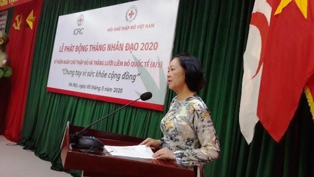Lancement du « Mois humanitaire 2020 » - ảnh 1