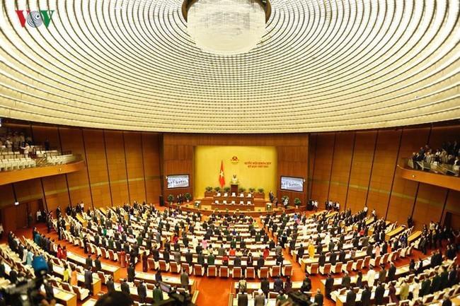 Assemblée nationale: ouverture de la 9e session de la 14e législature - ảnh 1