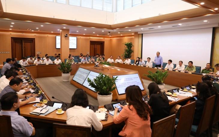 Truong Hoà Binh appelle à anéantir le trafic illégal et la fraude commerciale  - ảnh 1