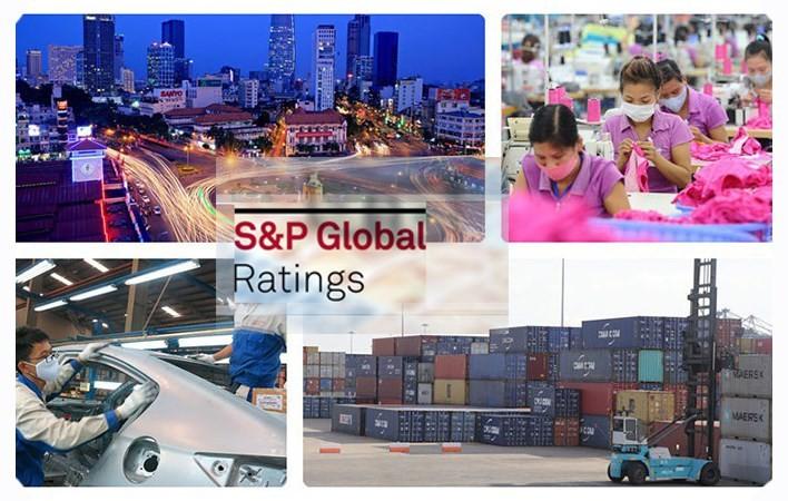 S & P maintient sa notation du crédit souverain du Vietnam - ảnh 1