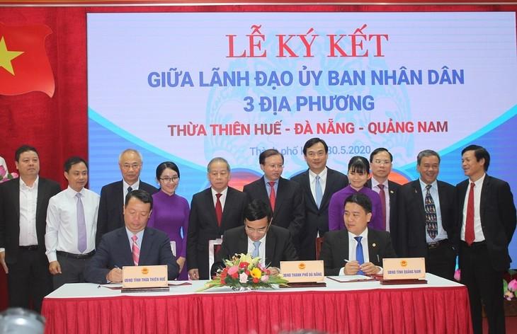 Thua Thiên-Huê, Danang et Quang Nam redynamisent le tourisme local - ảnh 1