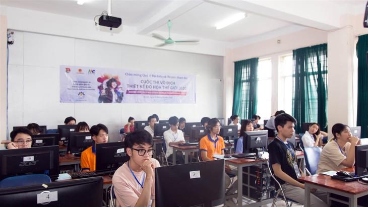 Le Vietnam accueille le championnat international de conception graphique 2020 - ảnh 1