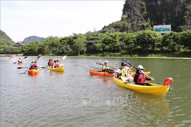 Visioconférence sur la promotion du tourisme  - ảnh 1