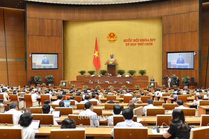 Assemblée nationale: journée du 12 juin - ảnh 1