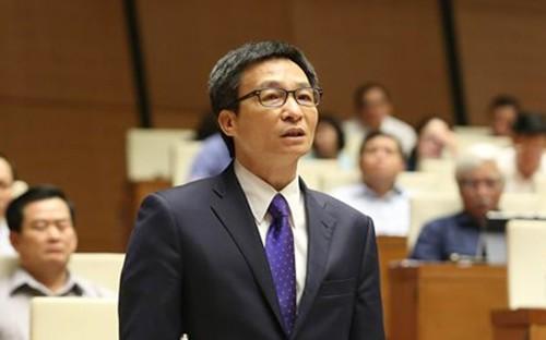 La lutte anti-covid-19 domine un débat à l'Assemblée nationale - ảnh 1