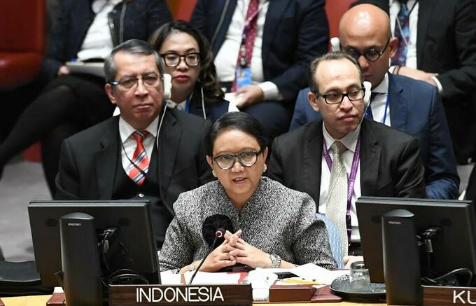 Mer Orientale: l'Indonésie proteste contre le prétendu droit historique de la Chine  - ảnh 1