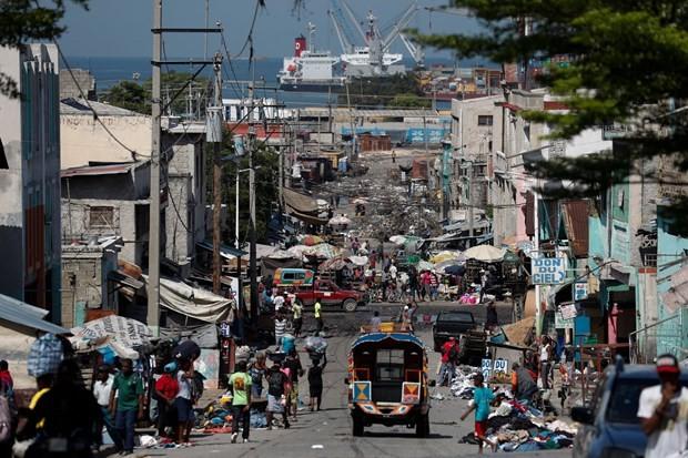 Vietnam-Indonésie: Discours commun soutenant le gouvernement haïtien - ảnh 1