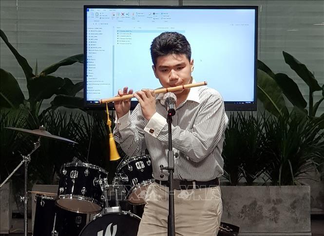 La Fête de la musique célébrée à Hô Chi Minh-ville - ảnh 1