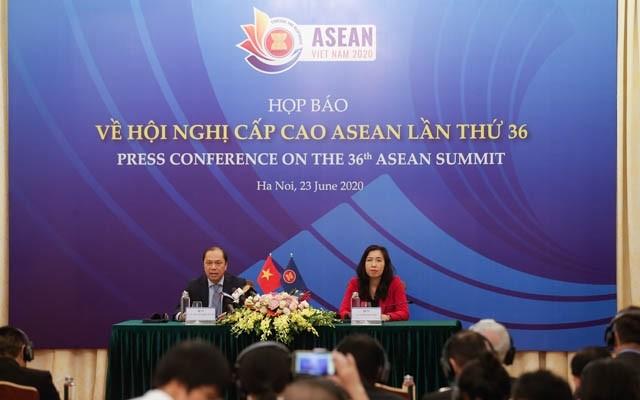 La lutte contre le Covid-19 au coeur du 36e Sommet de l'ASEAN - ảnh 1