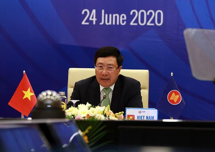 26e Réunion du Conseil de coordination de l'ASEAN - ảnh 1