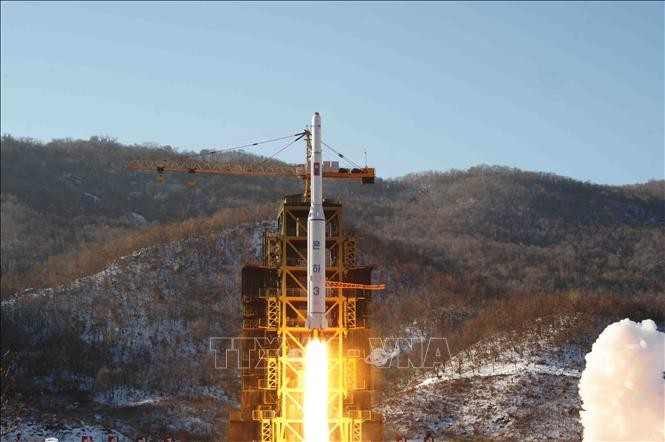 Washington exprime son inquiétude sur les activités nucléaires de Pyongyang - ảnh 1