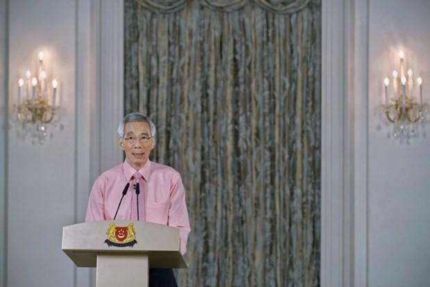 Singapour : vers des législatives anticipées après la dissolution du Parlement - ảnh 1